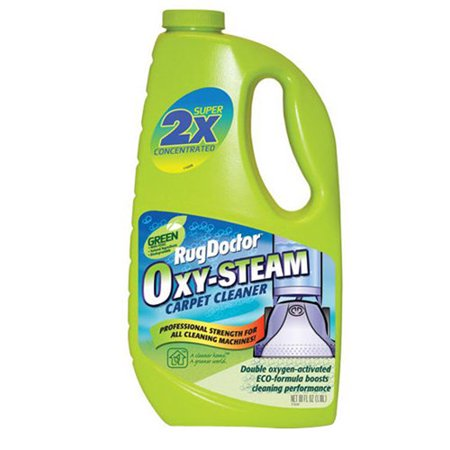 Rug Doctor Oxy Steam Carpet Cleaner Walmart Com