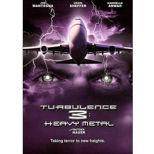 Turbulence 3: Heavy Metal (Widescreen)