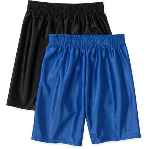 Garanimals Baby Boys' Dazzle Mesh Shorts, 2-Pack