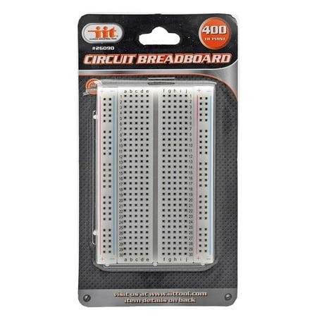 Illinois Industrial Tool 400 Tie Point Circuit Breadboard