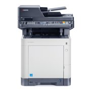 Refurbished Kyocera ECOSYS M6530cdn A4 Color Laser Multifunction Printer - 32ppm, Copy, Print, Scan, Fax, Duplex, USB, Network, 1 Tray