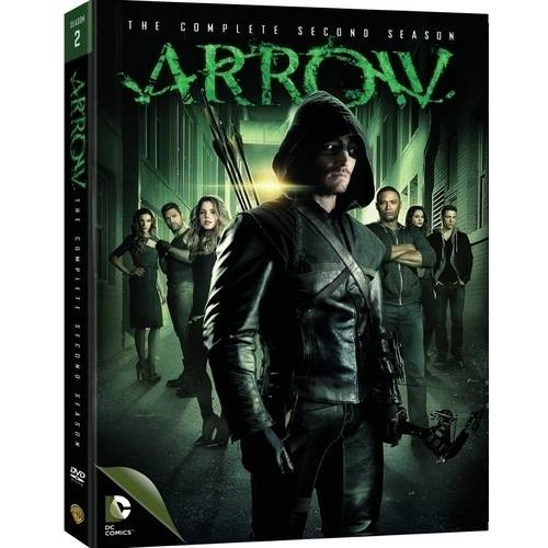 Arrow: The Complete Second Season by WARNER HOME VIDEO