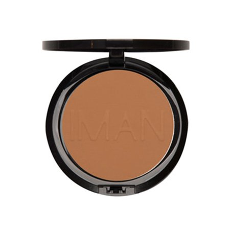 IMAN Luxury Pressed Powder, Clay