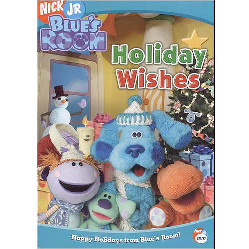 Blue's Clues: Blue's Room - Holiday Wishes (Full Frame)