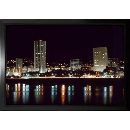 Winston Porter 'Downtown Portland' Photographic Print