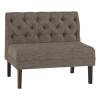Signature Design By Ashley - Tripton Large Upholstered Dining Room Bench - Casual Style - Medium Brown