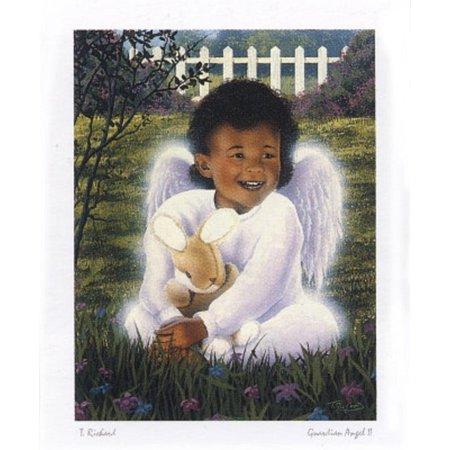Guardian Angel II Mini Poster By T. Richard - 16x20 - Guardian Angel Music