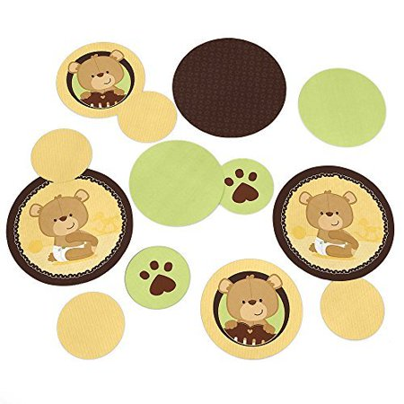 Baby Teddy Bear - Party Table Confetti - 27