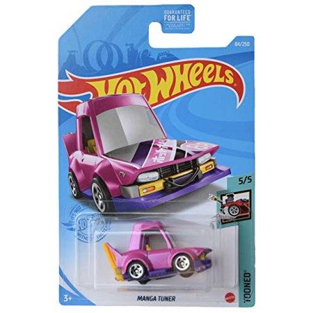 Hot Wheels Manga Tuner (Purple) 2021 Tooned