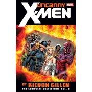Uncanny X-Men By Kieron Gillen - eBook