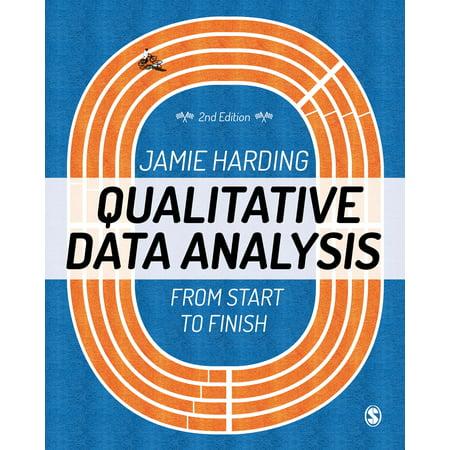 Qualitative Data Analysis : From Start to Finish (Qualitative Data Analysis From Start To Finish)