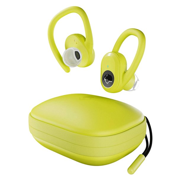 Skullcandy Push Ultra Yellow True Wireless Bluetooth Headphones Walmart Com Walmart Com