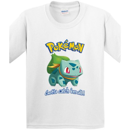 New Way 563 - Youth T-Shirt Pokemon Go Gotta Catch 'Em All