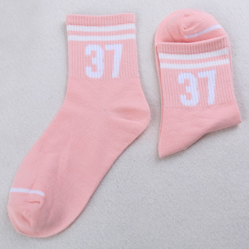 Women's Sports Socks, Coxeer Closed Toe Breathable Sweatproof Athletic Socks Crew Socks