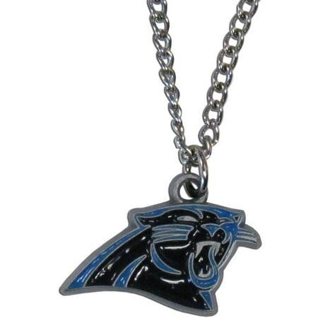 nfl nfl carolina panthers chain necklace. Black Bedroom Furniture Sets. Home Design Ideas