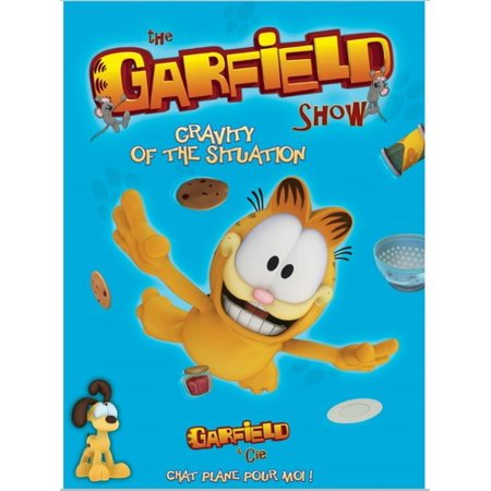 Garfield Halloween Game 1 (Garfield Show/Garfield And Cie)
