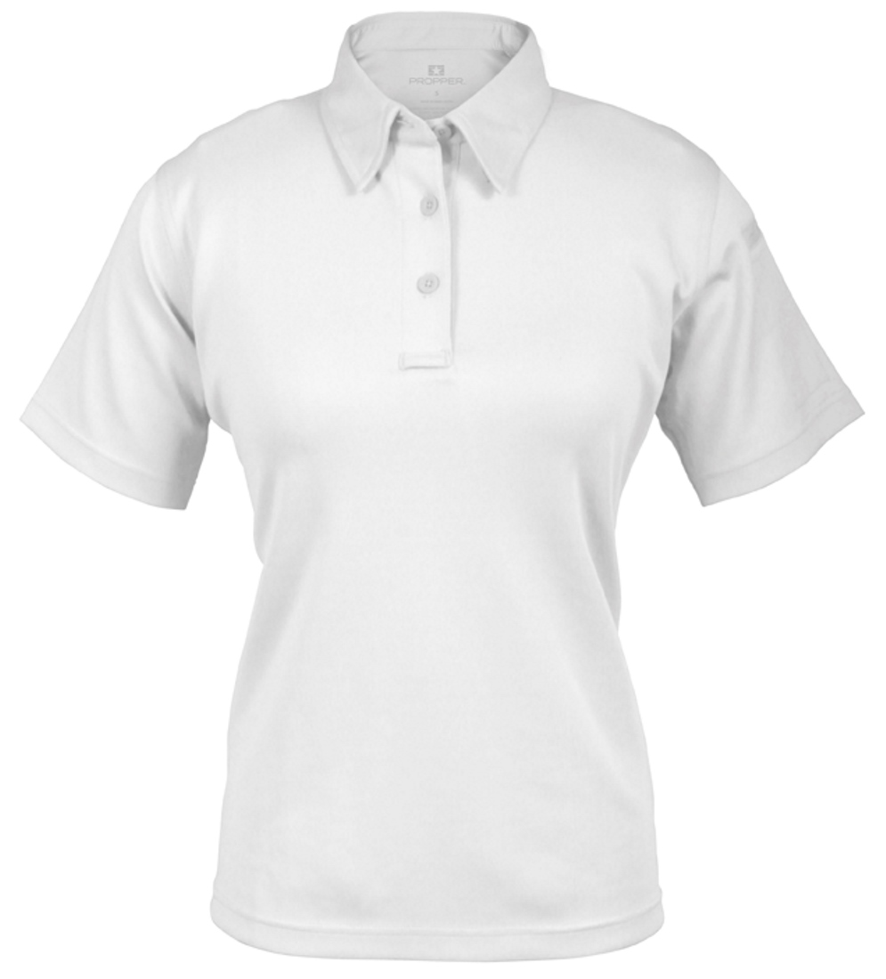 Propper Womens 94% Polyester Ice Performance Polo Ss 94P/6S NEW