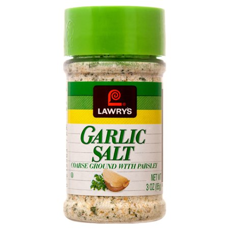 New 301836  Lawrys Garlic Salt 3 Oz (12-Pack) Spices Cheap Wholesale Discount Bulk Seasonal Spices Fashion Accessories
