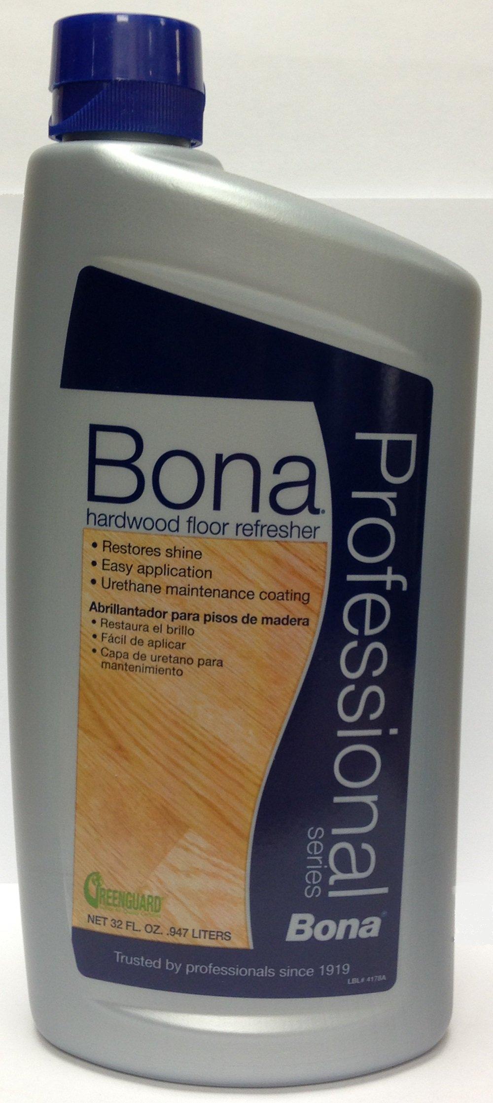 New Bona Pro 32 Oz Hardwood Floor Refresher
