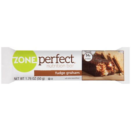 ZonePerfect® Fudge Graham Nutrition Bar 1.76 oz. Wrapper