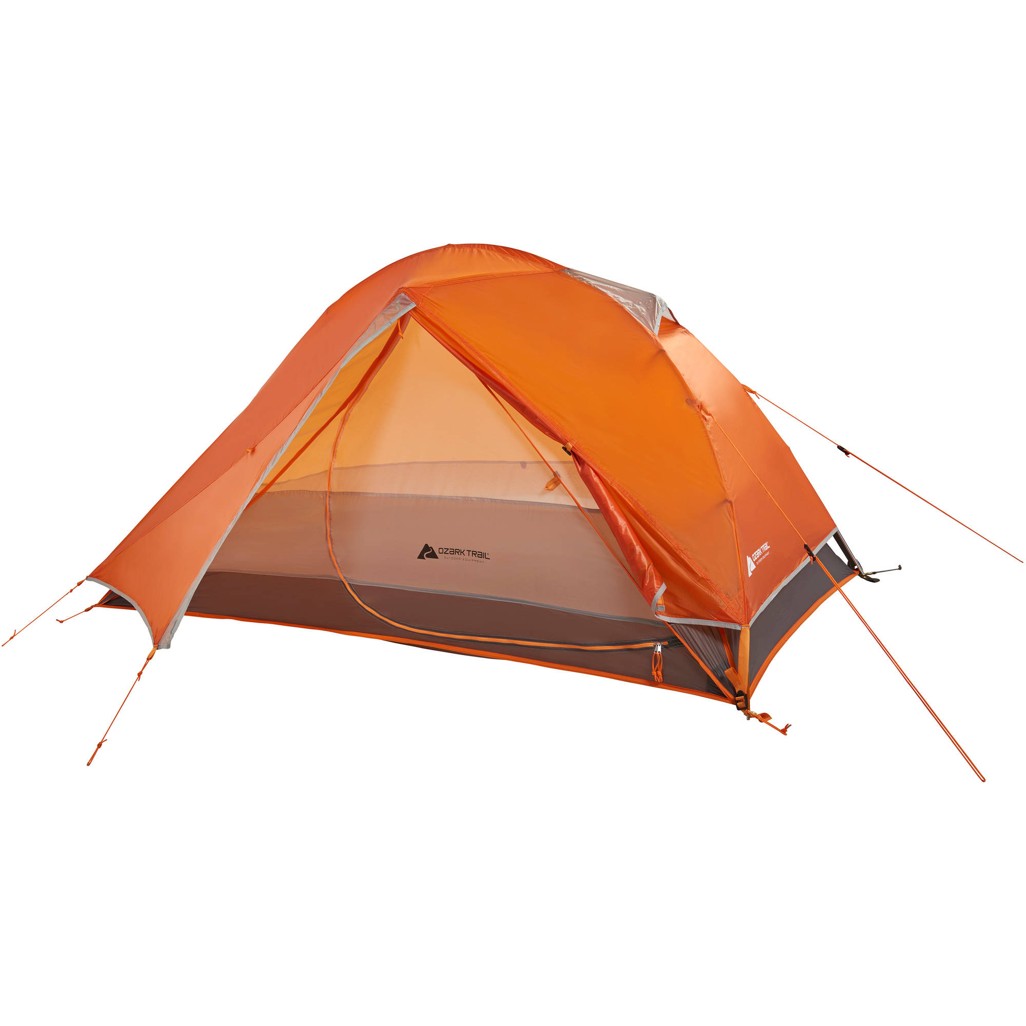 Ozark Trail 43 Ounce Ultralight Backpacking Tent Sleeps 1  sc 1 st  Walmart & Ozark Trail 43 Ounce Ultralight Backpacking Tent Sleeps 1 ...