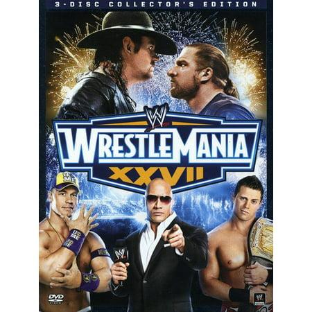 Wrestlemania 27 (DVD)