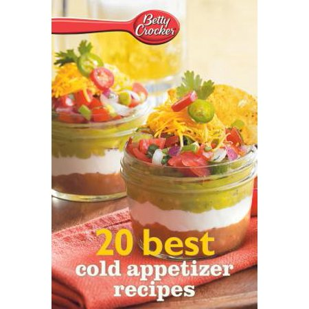 Betty Crocker 20 Best Cold Appetizer Recipes - eBook](Best Halloween Appetizers)