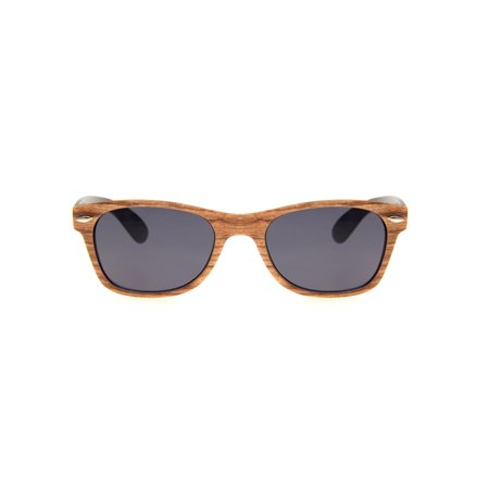 Men's Lumberjack Rectangular Wayfarer Sunglasses