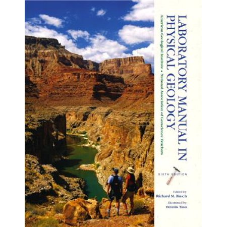 Laboratory Manual In Physical Geology by American Geological Institute and