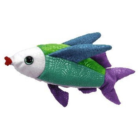 TY Beanie Baby - PROPELLER the Fish [Toy]