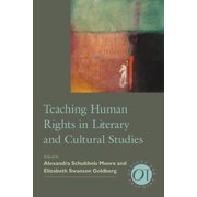 Teaching Human Rights in Literary and Cultural Studies - eBook
