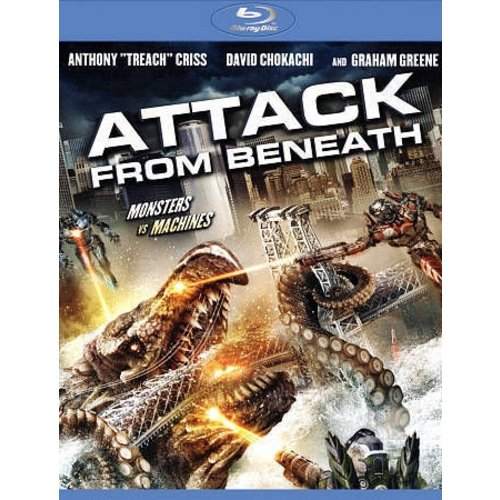 Attack From Beneath (Blu-ray) (Widescreen)