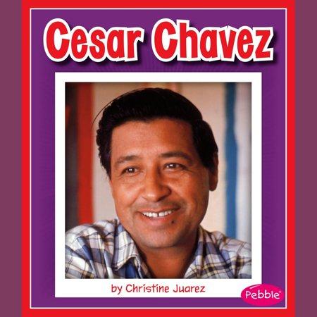 Cesar Chavez - Audiobook](Cesar Chavez Halloween)