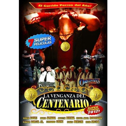 La Venganza Del Centenario: 7 Super Peliculas (Spanish)