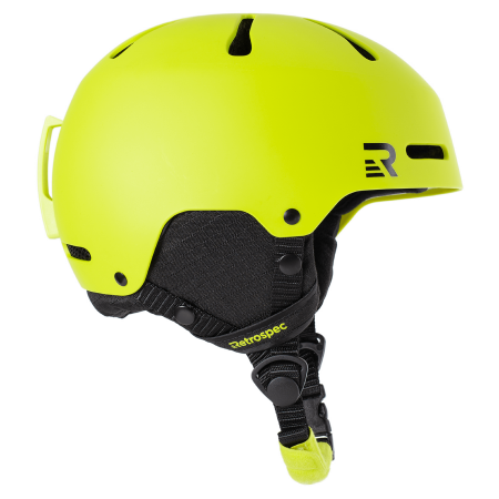 Retrospec Traverse H3 Youth Ski, Snowboard, and Snowmobile Helmet