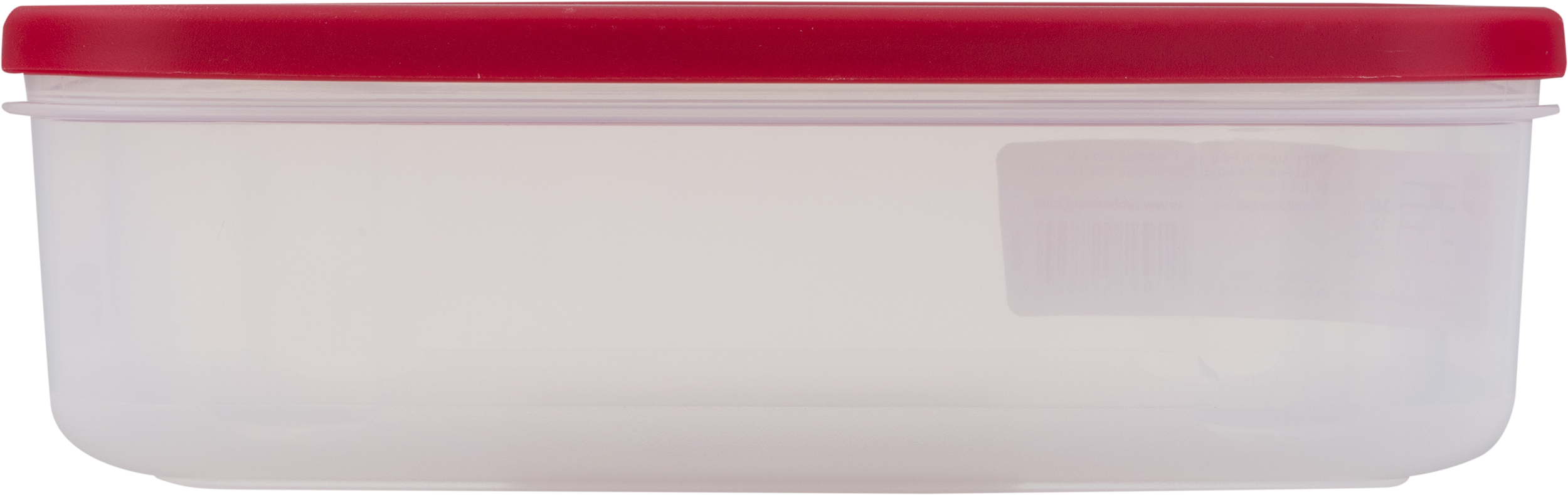 ... Rubbermaid Modular Food Storage Canister ...  sc 1 st  Toddler Travel Bed & Rubbermaid Modular Food Storage Canister Racer Red - Best Food Storage