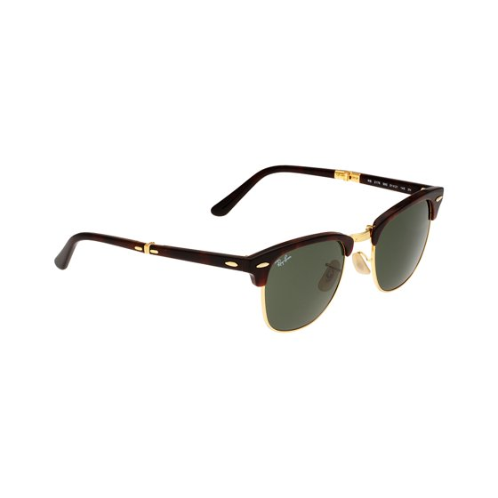 fde09255e7 Ray-Ban - Rayban Acetate Frame Green Classic Lens Unisex Sunglasses ...