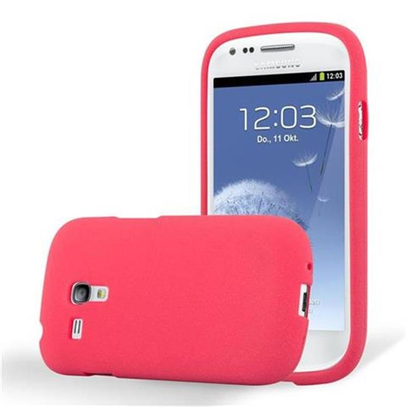 Cadorabo Case for Samsung Galaxy S3 MINI cover - Shockproof and ...