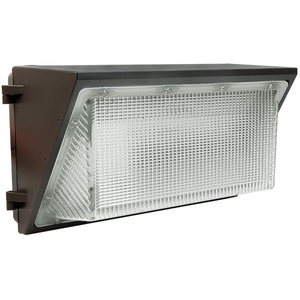 135 Watt LED Wall Pack, 12,673 Lumens, 400W Equal, 5000K,...