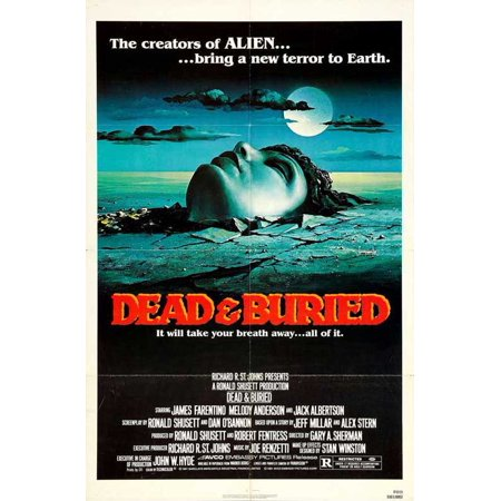 Dead And Buried Poster Movie Mini Promo