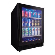 Danby SSBC056D Black 5.6 Cu Ft Silhouette Select Built In Beverage Center