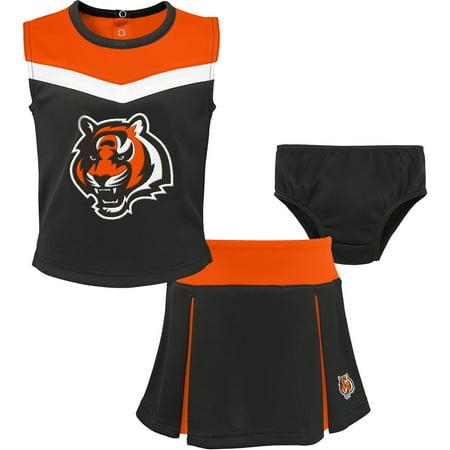 Cincinnati Bengals NFL Toddler Girls