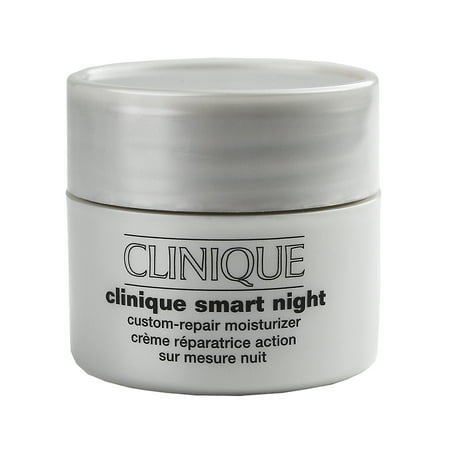 Clinique Smart Night Custom-Repair Moisturizer Cream Dry Combination Skin - .5oz/15ml Clinique Night Moisturizer