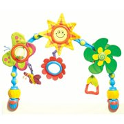 Sunny Stroll Developmental Baby Toy Arch