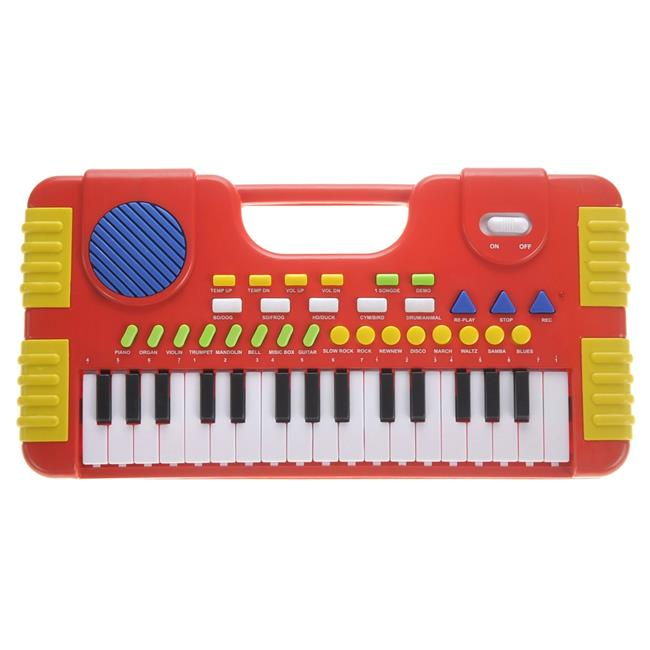 AZImport PS952 31 Key Synthesizer Multi-Function Electronic Keyboard - Play Piano