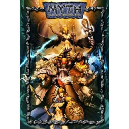 Alderac Entertainment Group   Myth   Pantheons Multi Colored