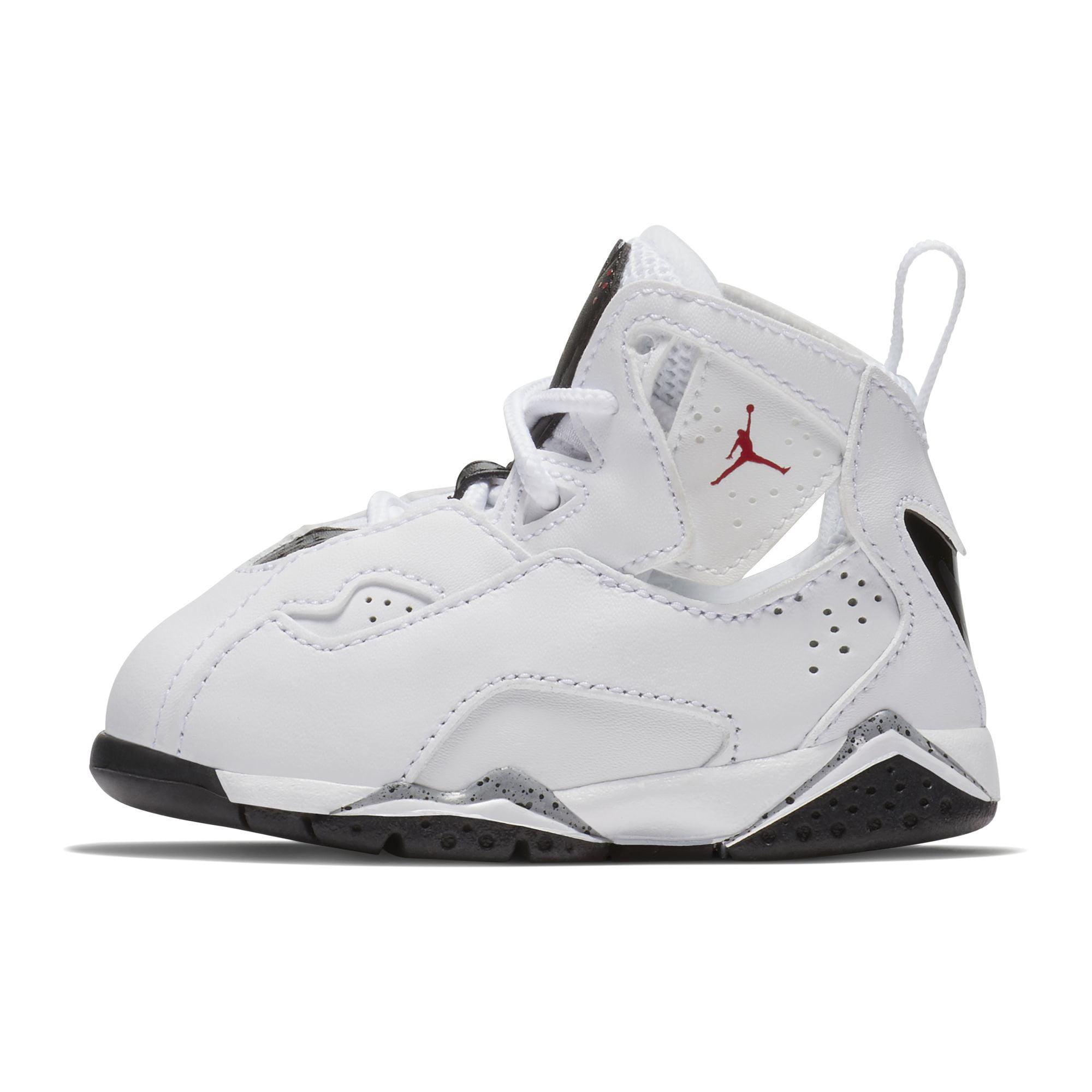 size 40 a3318 c5eb6 ... coupon for product image nike 343797 121 toddler boys jordan true  flight white sneakers e3947 d7d75