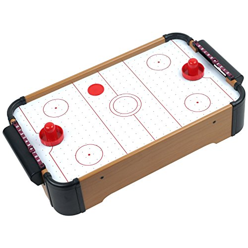 Blazing Air Hockey Fast Paced Action Game Lots of Fun For Kids- Durable with Strong High Powered Fan for Blazing Speed by Point Games