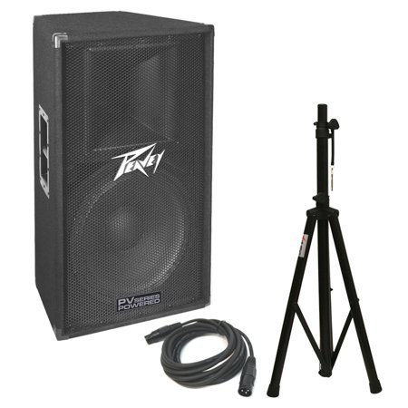 Peavey Pv115D Pro DJ Powered 400 Watt 15