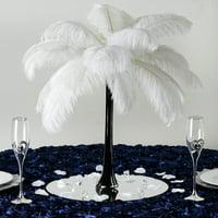 "Efavormart 16"" Eiffel Tower Wedding Glass Vases for Wedding Party Banquet Events Centerpiece Decoration Flower Vase -12 PCS"